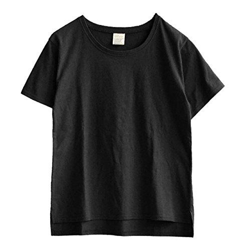 (ズーティー)zootie 汗しみない Tシャツ[スタンダード] ブラック Mサイズ