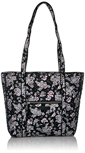 Vera Bradley Signature Cotton Small Vera Tote Bag, Holland Garden