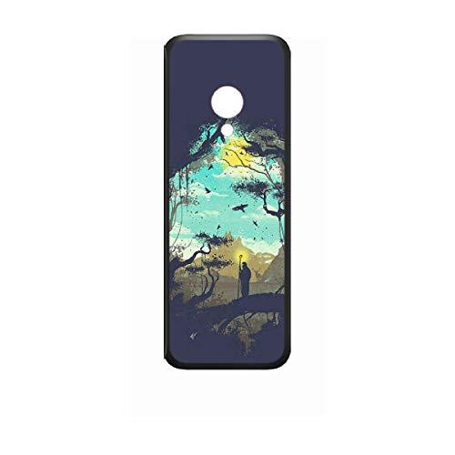 Huayijie Custodia per Nokia 150 2020 TA-1235 Custodia Silicone Case Cover T-26
