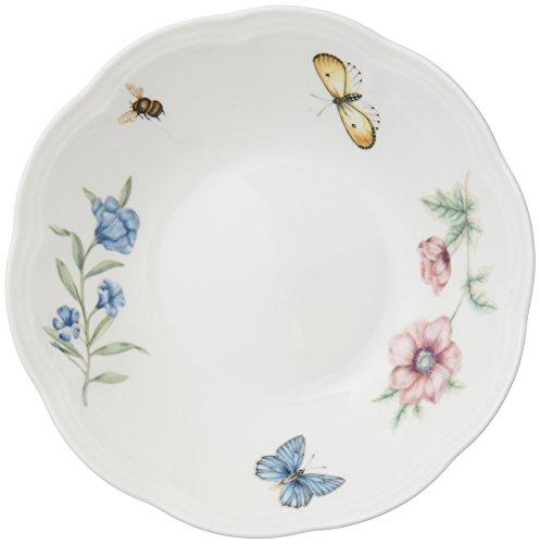 Lenox Butterfly Meadow Fruit Bowl, white body - 6101836