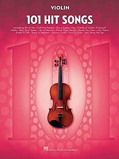 101 Hit Songs: for Violin
