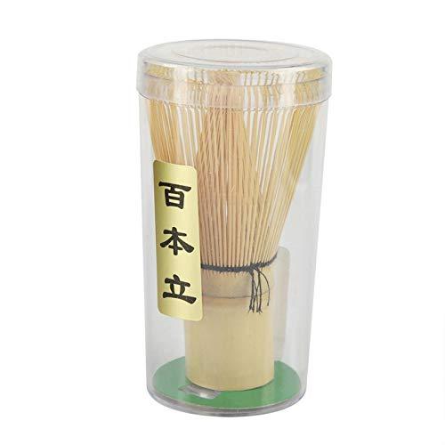 Natürlicher Bambus Matcha Grüner Tee Schneebesen Chasen Japanische Matcha Rührer Mixer...
