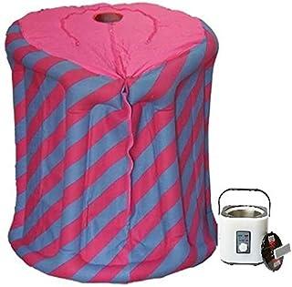 جهاز ساونا بخار منزلي محمول مقاوم للماء لشخص واحد