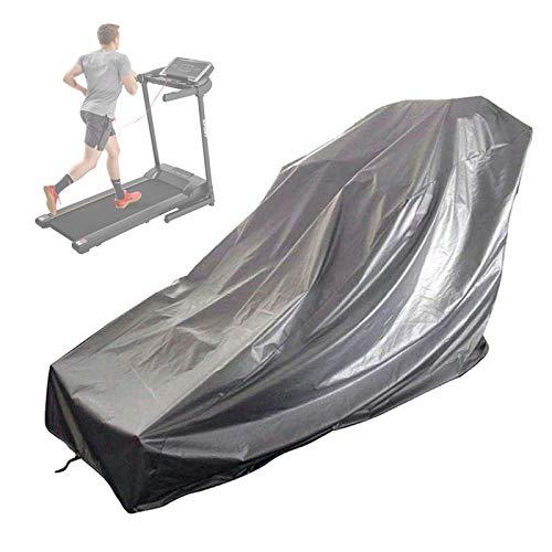 Gettop Cubierta para Cinta De Correr - Sports Correr Máquina Impermeable Cubierta Protectora - Funda Antipolvo para Interior O Exterior (62.9 X 37.4 X 43 Pulgadas/ 78.7 X 37.4 X 59 Pulgadas)