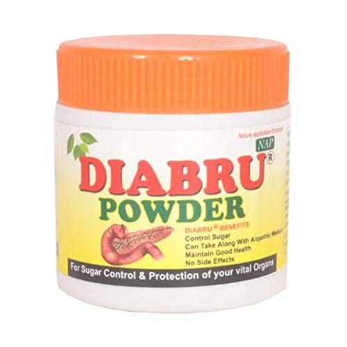 Diabru Powder for Sugar Control & Protection of your Vital...