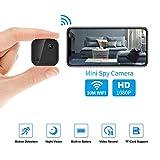 Best Nanny Cams - Mini-Spy-Camera WiFi Wireless Hidden Camera, OUCAM Small Surveillance Review