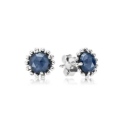 Pandora - Boucles d'oreilles - Argent 925 - Cristal -290561NBC