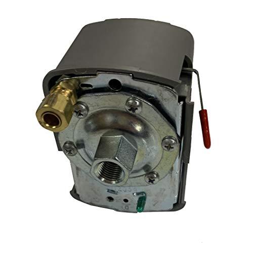 Square D 135-175 PSI Air Compressor Pressure Switch Control Valve 9013FHG42J59M1X
