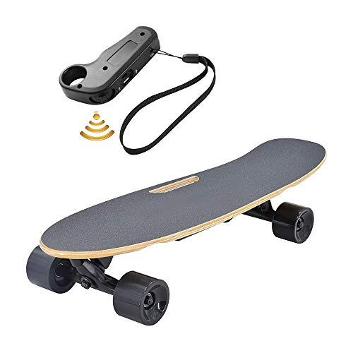 Vogvigo Teamgee H20/H9/H8/ H3-B Elektrisches Skateboard,Longboard Skateboard mit Funkfernbedienung,Ahornholz Deck,Geeignet für Skateboard-Enthusiasten wie Jugendliche und Erwachsene*