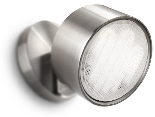 PHILIPS Ecomoods Energiespar- Aufbauspot  mit 9W, inklusive Leuchtmittel, 1-flammig 579401716