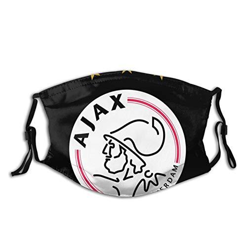 Afc A-Jax - Pasamontañas unisex con 2 filtros de diseño repetible para jardinería