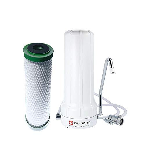 Carbonit Auftisch-Filtersystem Sanuno classic