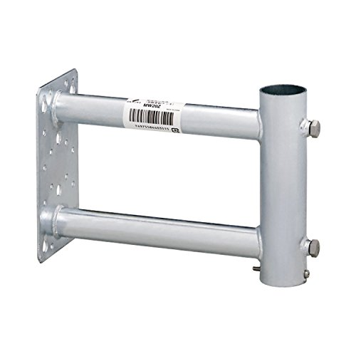 DXアンテナ 地デジアンテナ用 壁面金具 (200mm用) 溶融亜鉛メッキ MW20Z