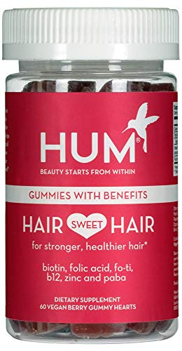 HUM Hair Sweet Hair Gummies