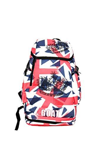 Pro Team UK Flag Backpack School College Bag Bookbag Hiking Travel Rucksack with Hot and Cool Pocket for Women Men