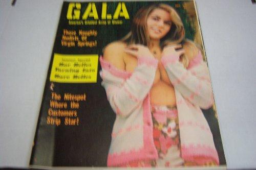 Gala Busty Adult Vintage Magazine 'Those Naughty...