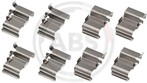 ABS 1033Q Kit de Accesorios, Pastillas de Frenos