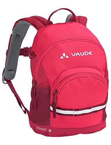 Vaude Kinder Rucksäcke5-9l Minnie 5, Bright Pink, One Size, 12459