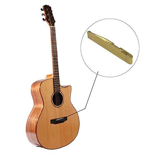 HATCHMATIC 1pcs Baja puente de la guitarra de una silla piezas de ...