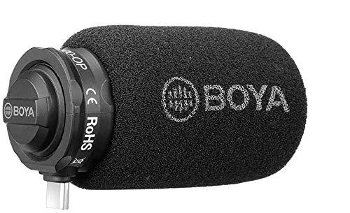 BOYA BY-DM100-OP - Micrófono Condensador Digital para dji OSMO Pocket