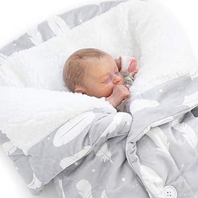 Snuggle Baby Swaddle Blanket. Newborn Swaddle Sleepsack. Baby Nest, Baby Sleeping Bag, Infant Swaddle Fleece Blanket, Baby Sleep Sack. Baby Swaddles Wrap Boy or Girl. Transition Swaddle Blankets Boho by Snuggle Baby