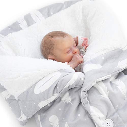 Snuggle Baby Swaddle Blanket. Newborn Swaddle Sleepsack. Baby Nest, Baby Sleeping Bag, Infant...