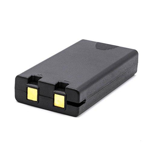 vhbw Li-Polymère Batterie 1300mAh (7.4V) pour imprimante photocopieur Scanner imprimante à étiquette comme Dymo 1814308