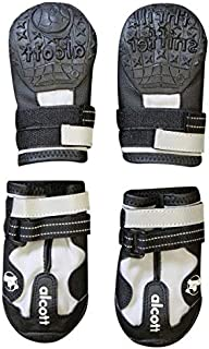 Alcott Adventure Boots Extra Small, Black/Grey