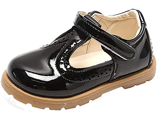 Top 10 best selling list for black patent t bar flat shoes