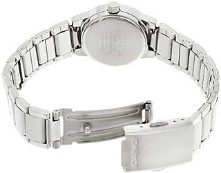 Casio Enticer Analog Silver Dial Women's Watch - LTP-1230D-7CDF (SH35)