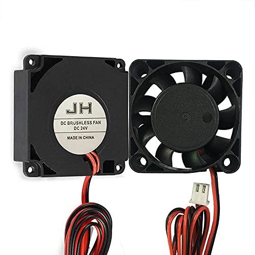 4010 Fan 24V Ventola 40x40x10MM Raffreddamento DC Cerchio per Parti Stampanti 3D for Creality ender 3