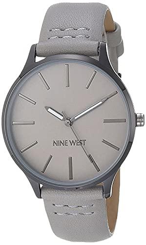 Nine West Dress Watch (Model: NW/2599GYGY)