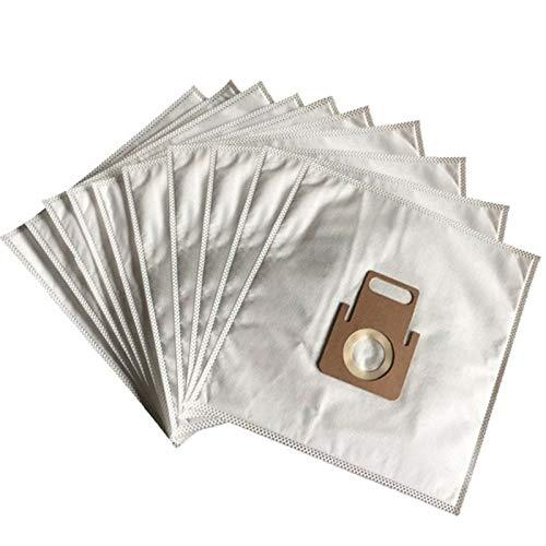 Lot de 10 sacs d'aspirateur antiallergiques pour Thomas Aqua Thomas Pet F D3
