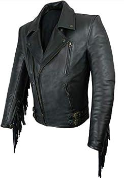rocker motorcycle jacket