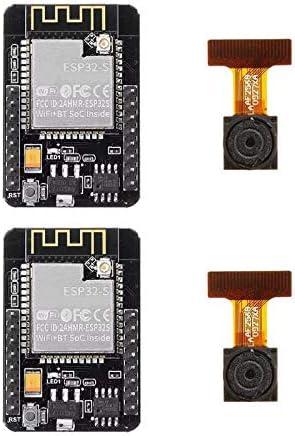 2 supreme Pack ESP32-CAM WiFi Bluetooth Module Camera Board Philadelphia Mall Development