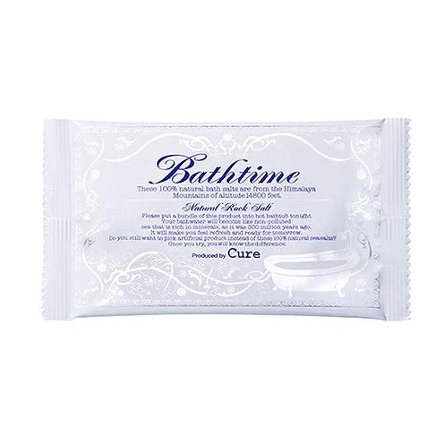 マンモスアンソロジーブルジョンバスタイム (20g) Cure 温浴系バスソルト 入浴剤