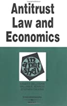 Gellhorn, Kovacic, and Calkins' Antitrust Law and Economics in a Nutshell, 5th Paperback August 19, 2004