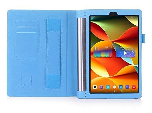 Lenovo Yoga Tab 3 Plus - Funda con correa para la mano, color azul