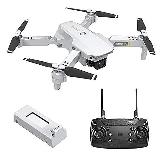 MOZUN Drone Hj15, Dotato di Telecamera 4K Ad Alta Definizione per Adulti, Tre Batterie, modalità Senza Testa, Ritorno A Una Chiave, Un Mini Drone Adatto Ai Principianti