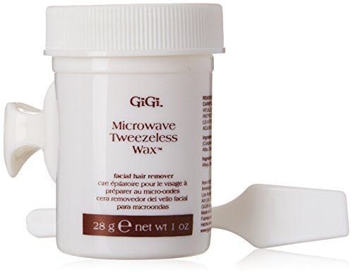 GiGi Microwave Tweezeless Wax, 1 Ounce by 3M