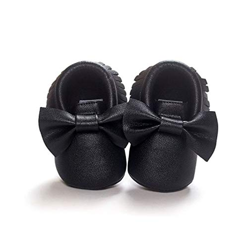 Beautymade Newborn Baby Shoes Infant First Walkers Tollder Canvas Shoes Lace-Up Baby Girls Sneaker Prewalker 0-18M