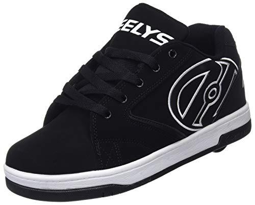 Heelys Unisex-Erwachsene Propel 2.0 Sneaker, Schwarz Black White, 42 EU