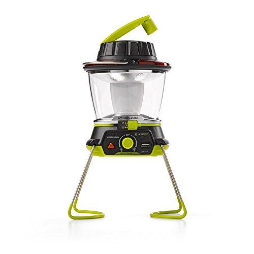 Goal Zero Unisex– Erwachsene Lighthouse 400 Taschenlampe, Black, Unisize