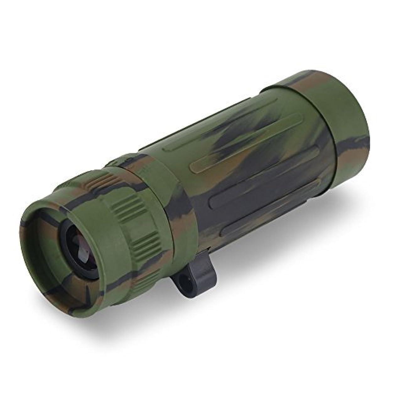 子土地コミュニティDilwe Monocular Telescopes, Plastic Dual Focus Waterproof Spotting Scopes for Hunting Outdoor [並行輸入品]