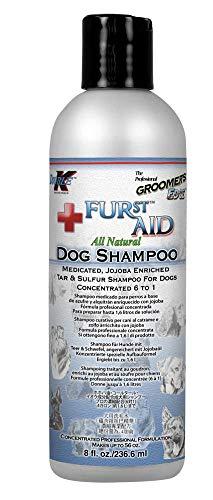 Double k furst aid shampoo medicinaal 237 ML