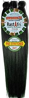 Rastafri Amazon 3X Braids 54 inch Pre-Stretched Braiding Hair