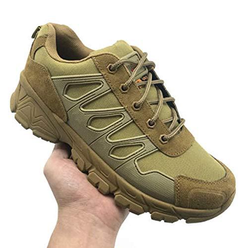 JMAR Botas De Senderismo De Poca Altura para Hombres - Zapatillas De Trekking Y Senderismo para Hombres, Caminata Ligeras, De Poca Altura, Senderismo, Trekking, Zapatos De Senderismo Impermeables