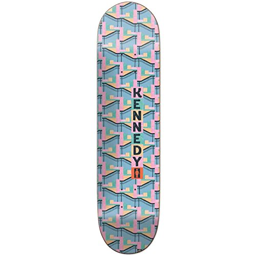 The Art Girl LA8 x Dump-Tavola da Skateboard, 20,32 (8 Kennedy cm