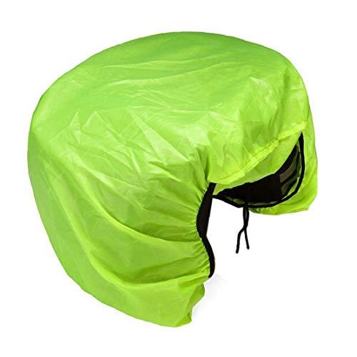 Sillín de bicicleta cubierta de la lluvia sillín trasero del amortiguador de la cubierta impermeable y elástica Protección contra el polvo de la bicicleta cubierta de la lluvia protege su bolsa de la