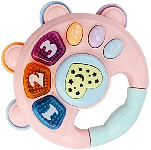 Find Bargain Baby Music Rattle Projection Story Machine Children Sound Light Music Multifunctional H...